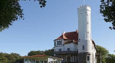 Hotel Schloss Ranzow<br>Schlosszimmer