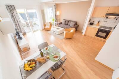 Stranddüne<br>Victoria Meerblick-Appartements