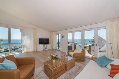 Luxus Penthouse BEL ETAGE<br>Villa Amelie