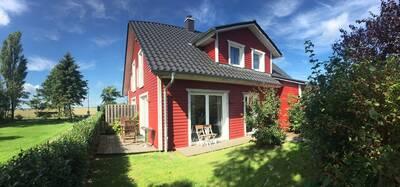 Haus Petterson<br>Ostsee Schwedenhäuser